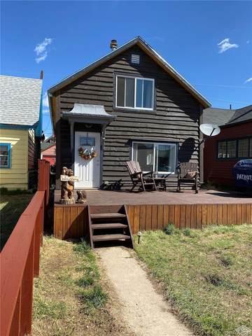 218 E 8th Street, Leadville, CO 80461 (MLS #938034) :: eXp Realty LLC - Resort eXperts