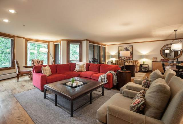 62 Highlands Lane R-602, Beaver Creek, CO 81620 (MLS #1000642) :: eXp Realty LLC - Resort eXperts
