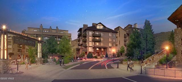 534 E Lionshead Circle #6, Vail, CO 81657 (MLS #1000714) :: RE/MAX Elevate Vail Valley