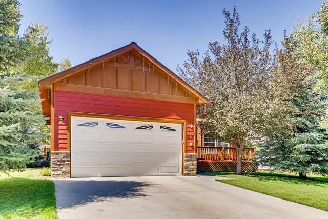 101 Cochise Drive, Gypsum, CO 81637 (MLS #1000728) :: eXp Realty LLC - Resort eXperts