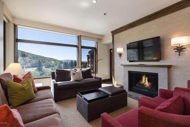 126 Riverfront Lane #404, Avon, CO 81620 (MLS #1000729) :: eXp Realty LLC - Resort eXperts
