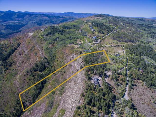 3990 Bellyache Ridge, Wolcott, CO 81655 (MLS #1000784) :: RE/MAX Elevate Vail Valley