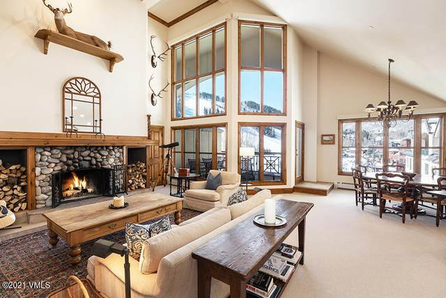 100 E Thomas Place R-8, Beaver Creek, CO 81620 (MLS #1001682) :: RE/MAX Elevate Vail Valley