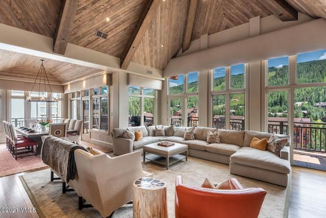 635 Lionshead Place #501, Vail, CO 81657 (MLS #1002725) :: RE/MAX Elevate Vail Valley