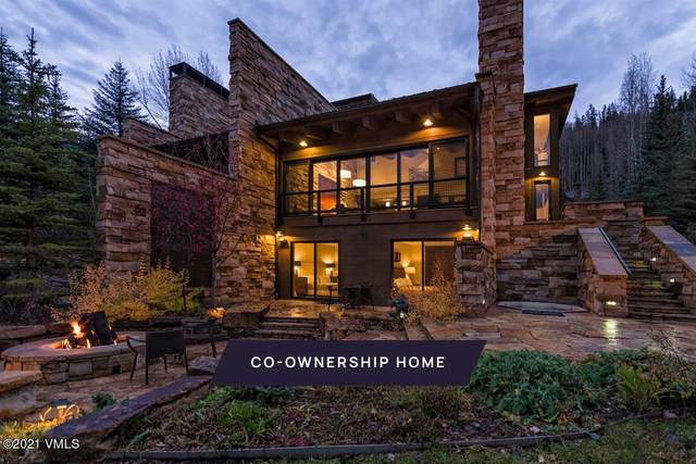 745 Forest Road B, Vail, CO 81657 (MLS #1003358) :: RE/MAX Elevate Vail Valley