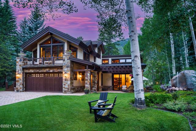 1163 Cabin Circle, Vail, CO 81657 (MLS #1003364) :: RE/MAX Elevate Vail Valley