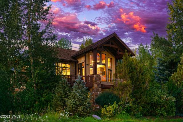 31 Fall Creek Road, Edwards, CO 81632 (MLS #1003522) :: RE/MAX Elevate Vail Valley