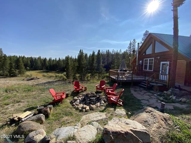 137 W Dream Home Drive, Leadville, CO 80461 (MLS #1003762) :: RE/MAX Elevate Vail Valley