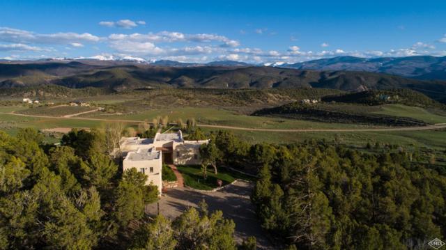 1255 Castle Peak Ranch Road, Eagle, CO 81631 (MLS #929799) :: Resort Real Estate Experts
