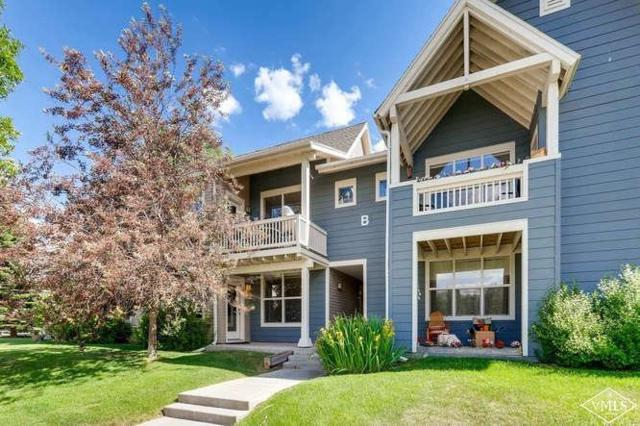 530 Founders Avenue B102, Eagle, CO 81631 (MLS #930338) :: Resort Real Estate Experts