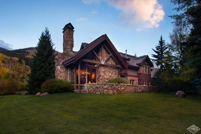 3797 Lupine Drive, Vail, CO 81657 (MLS #930542) :: Resort Real Estate Experts