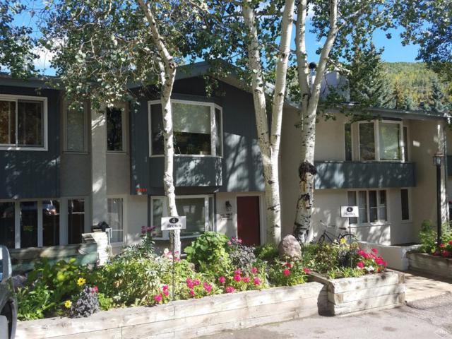 413 Gore Creek Drive #4, Vail, CO 81657 (MLS #930548) :: Resort Real Estate Experts