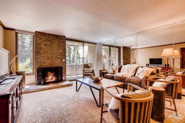 292 E Meadow Drive #110, Vail, CO 81657 (MLS #930893) :: Resort Real Estate Experts