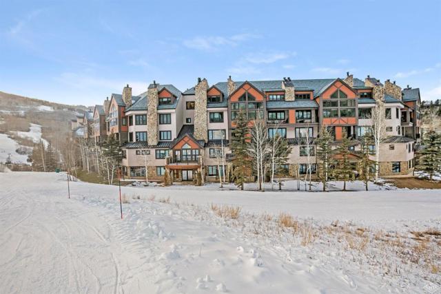 96 Highlands Lane Lane #215, Beaver Creek, CO 81620 (MLS #930918) :: Resort Real Estate Experts