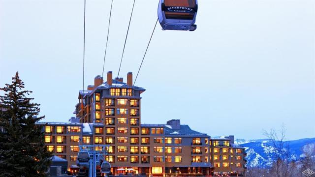126 Riverfront Lane #246, Avon, CO 81620 (MLS #931729) :: Resort Real Estate Experts