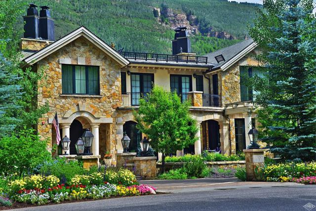 1109 Vail Valley Drive, Vail, CO 81657 (MLS #932534) :: Resort Real Estate Experts
