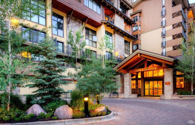 610 W Lionshead Cir #219, Vail, CO 81657 (MLS #932601) :: Resort Real Estate Experts