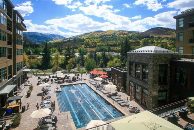 126 Riverfront Lane #219, Avon, CO 81620 (MLS #933336) :: Resort Real Estate Experts