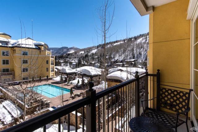728 W Lionshead Circle R-307, Vail, CO 81657 (MLS #934615) :: Resort Real Estate Experts