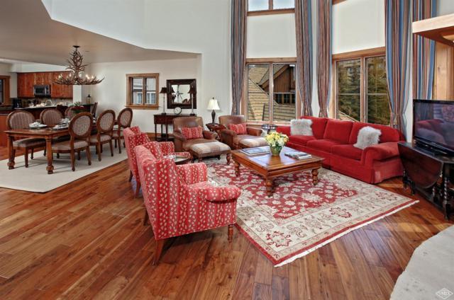 63 Avondale Lane R-221, Beaver Creek, CO 81632 (MLS #934736) :: Resort Real Estate Experts