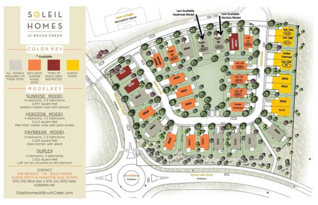 67 Soleil Circle, Eagle, CO 81631 (MLS #934799) :: Resort Real Estate Experts
