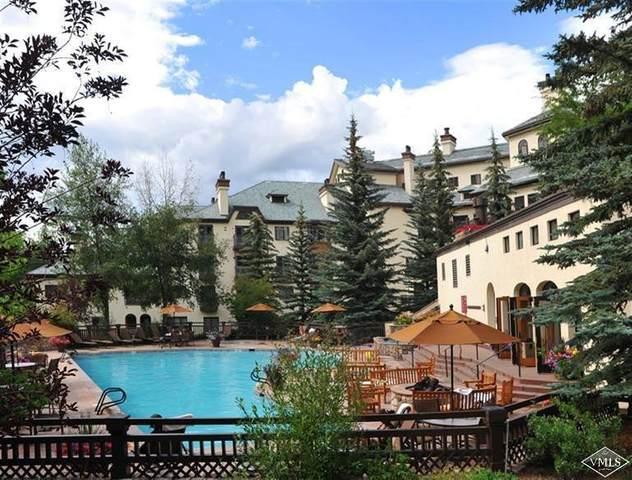 120 Offerson Road L011, Beaver Creek, CO 81620 (MLS #937578) :: eXp Realty LLC - Resort eXperts