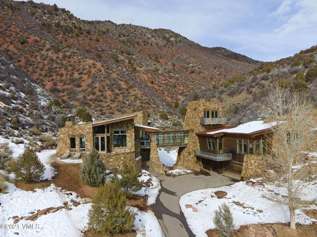1601 Red Canyon Creek Road, Edwards, CO 81632 (MLS #1002058) :: RE/MAX Elevate Vail Valley