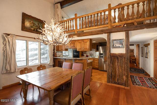167 Rockledge Road, Vail, CO 81657 (MLS #1002824) :: RE/MAX Elevate Vail Valley