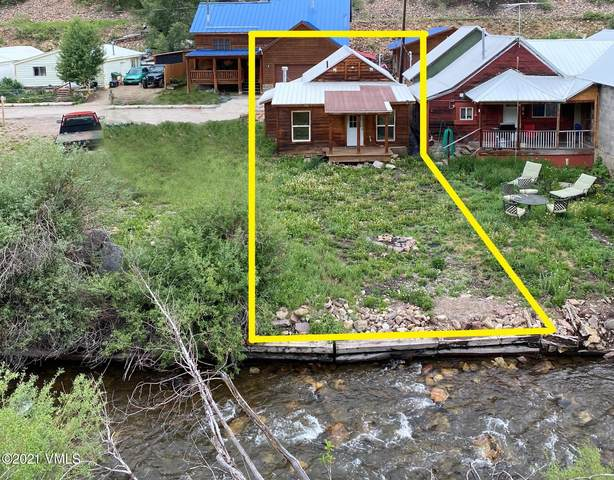 487 Eagle Street, Red Cliff, CO 81649 (MLS #1003224) :: RE/MAX Elevate Vail Valley