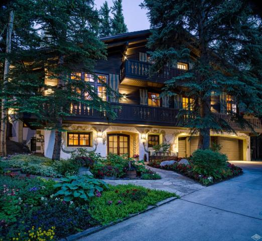 394 Beaver Dam Road, Vail, CO 81657 (MLS #931444) :: Resort Real Estate Experts