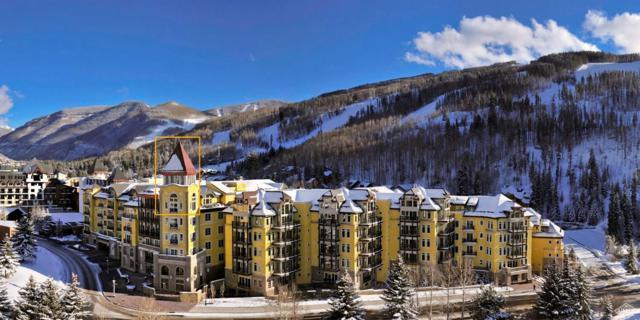 728 W Lionshead Circle R-614, Vail, CO 81657 (MLS #934147) :: Resort Real Estate Experts