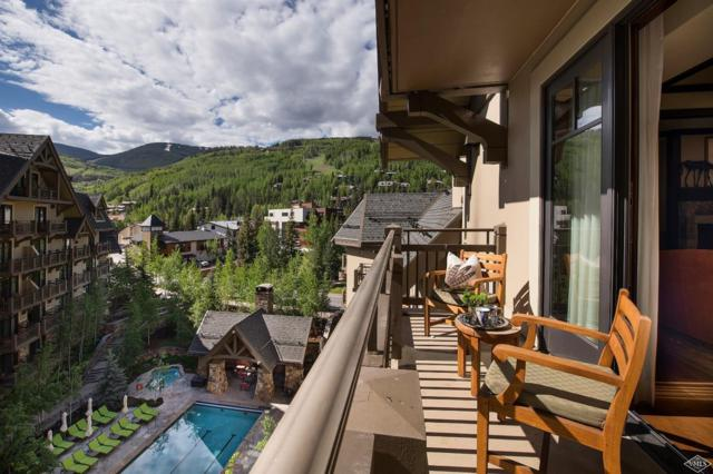 1 Vail Road #7101, Vail, CO 81657 (MLS #934393) :: Resort Real Estate Experts