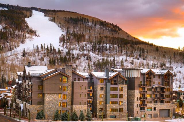 701 W Lionshead Circle W302, Vail, CO 81657 (MLS #931107) :: eXp Realty LLC - Resort eXperts