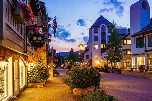 100 E Meadow Drive #15, Vail, CO 81657 (MLS #1001438) :: RE/MAX Elevate Vail Valley