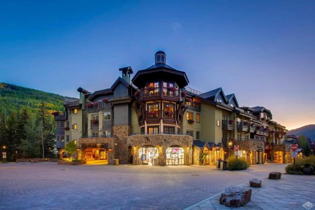 1 Willow Bridge Road #41, Vail, CO 81657 (MLS #933839) :: Resort Real Estate Experts