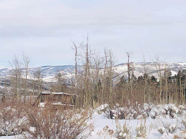 65 Pommel Place, Eagle, CO 81631 (MLS #1001940) :: RE/MAX Elevate Vail Valley