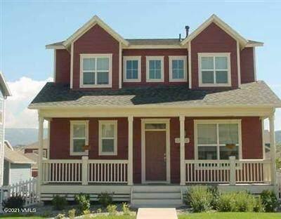 59 Greenhorn Avenue, Eagle, CO 81631 (MLS #1004018) :: eXp Realty LLC - Resort eXperts