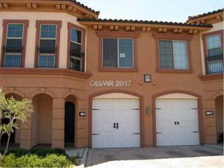 30 Via Vasari #102, Henderson, NV 89011 (MLS #1889989) :: Signature Real Estate Group