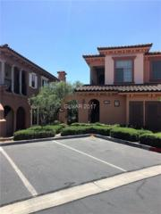 13 Via Visione #106, Henderson, NV 89011 (MLS #1898542) :: Signature Real Estate Group