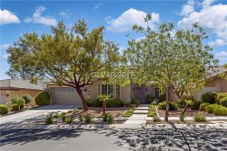 3651 Coventry Gardens, Las Vegas, NV 89135 (MLS #1901042) :: Signature Real Estate Group