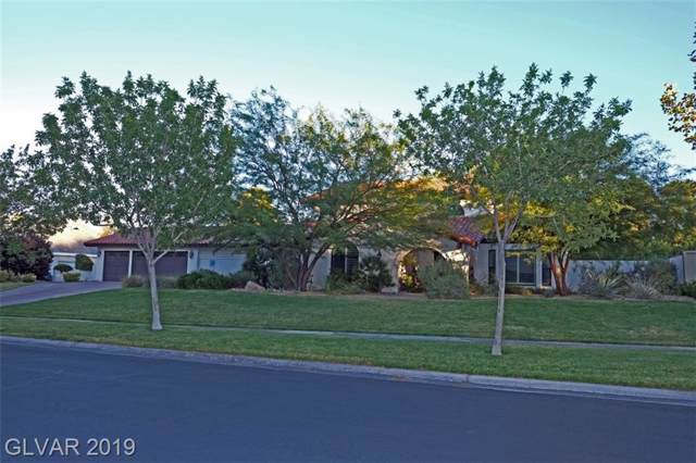 23 Quail Hollow, Henderson, NV 89014 (MLS #2078135) :: The Snyder Group at Keller Williams Marketplace One