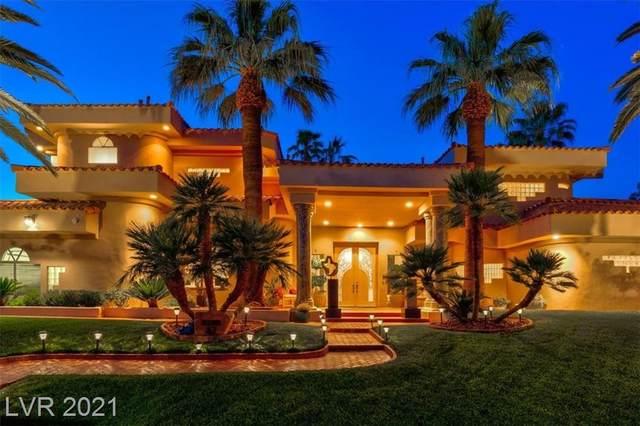 42 Innisbrook Avenue, Las Vegas, NV 89113 (MLS #2297621) :: Lindstrom Radcliffe Group