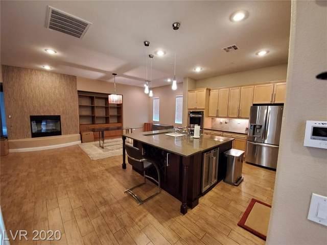 3156 Color Palette Avenue, Henderson, NV 89044 (MLS #2164219) :: Signature Real Estate Group