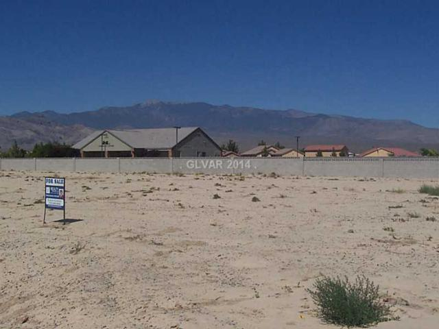 6631 S Parkwood, Pahrump, NV 89061 (MLS #1457391) :: Trish Nash Team