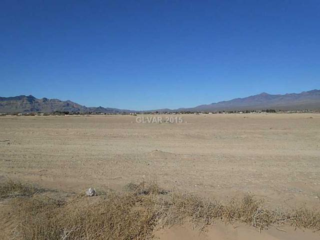 360 E Bell Vista, Pahrump, NV 89060 (MLS #1510310) :: Trish Nash Team