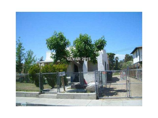 1843 Stanford, North Las Vegas, NV 89030 (MLS #1543920) :: Vestuto Realty Group