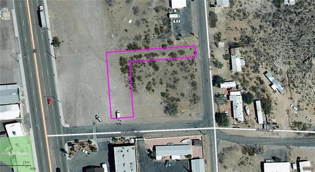 Us 95 & Galivand, Searchlight, NV 89046 (MLS #1819742) :: Hebert Group | Realty One Group