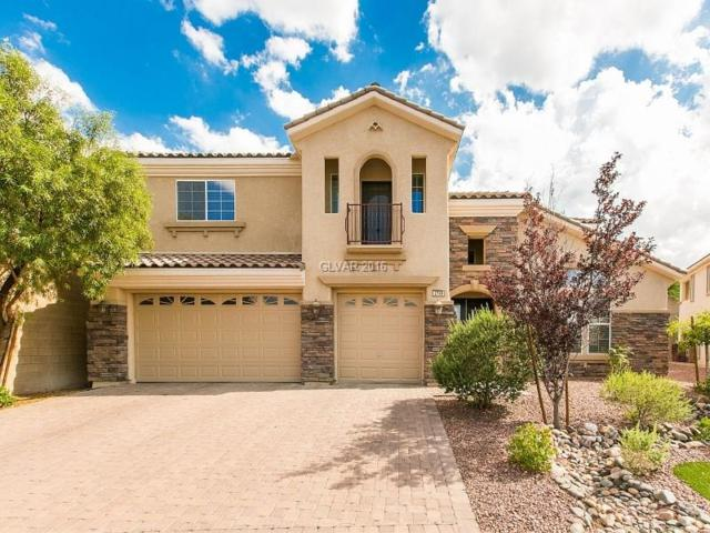 2749 Kingclaven, Henderson, NV 89044 (MLS #1821537) :: Realty ONE Group