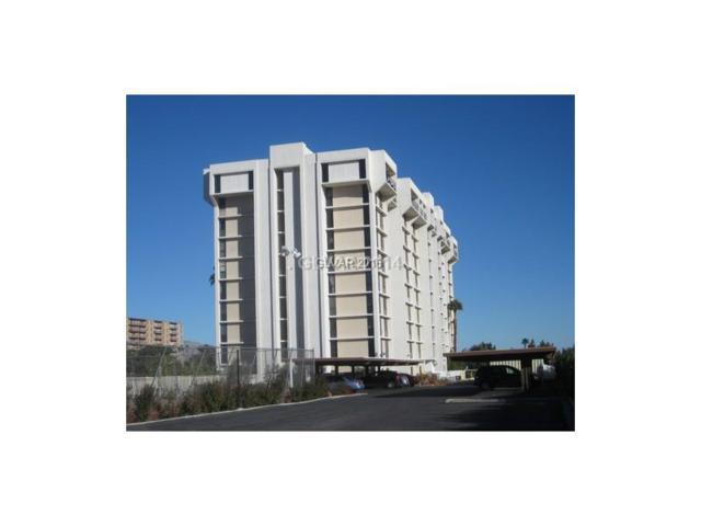 3930 Swenson #511, Las Vegas, NV 89119 (MLS #1823789) :: Trish Nash Team