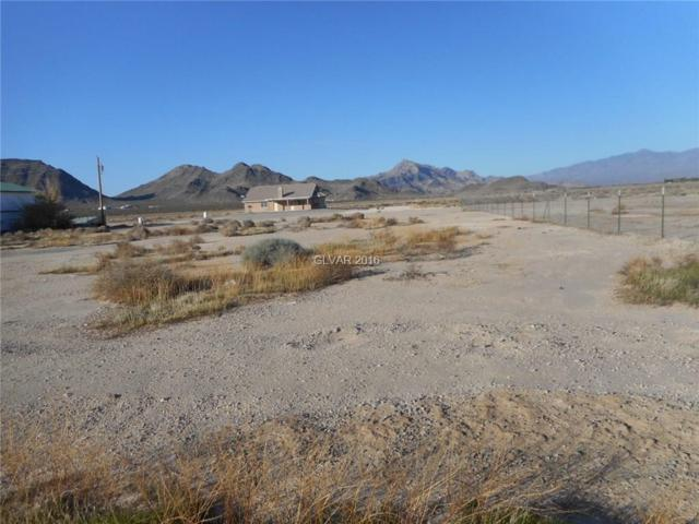 4430 W Grubstake, Pahrump, NV 89060 (MLS #1829200) :: Trish Nash Team
